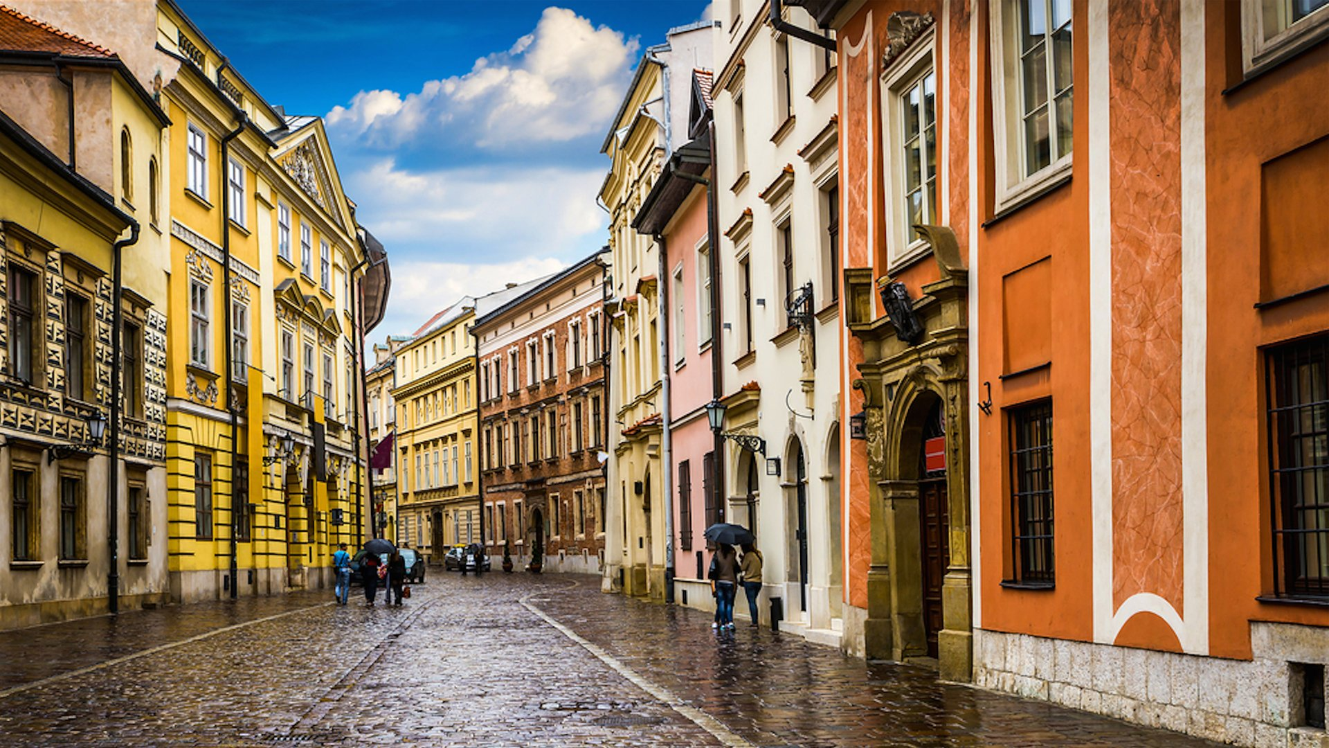Krakow Wallpapers High Quality Download 1920x1080