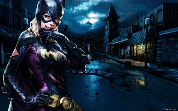 batgirl wallpaper from dc comics   wallpapersafari