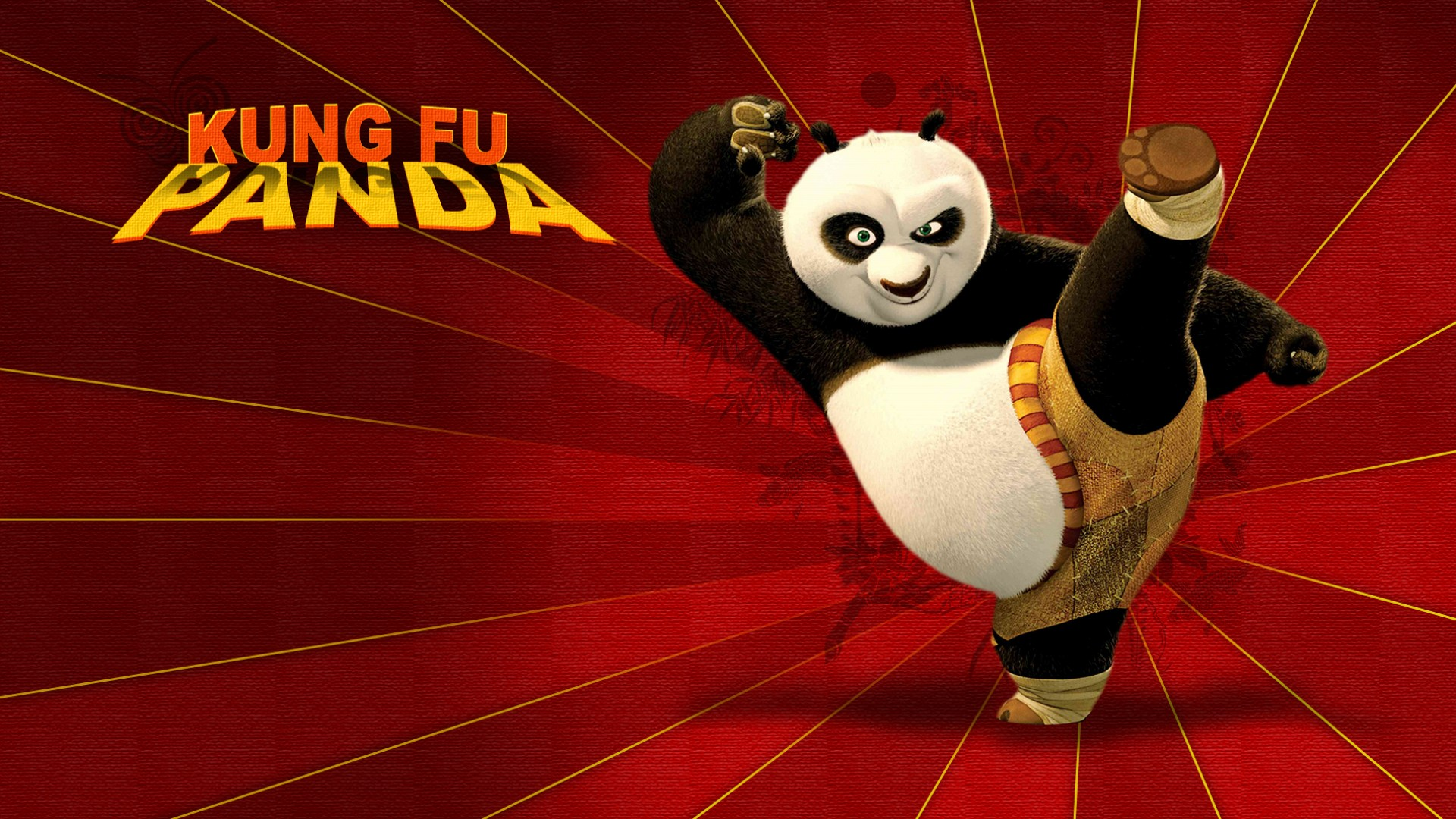 1920x1080px kung fu panda wallpaper - wallpapersafari