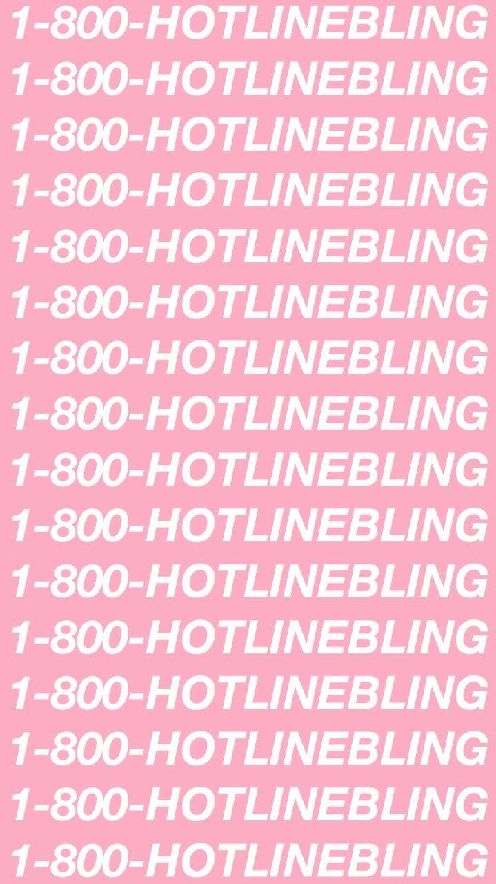promo code 804ce ed393 50+] Hotline Bling iPhone Wallpaper on WallpaperSafari