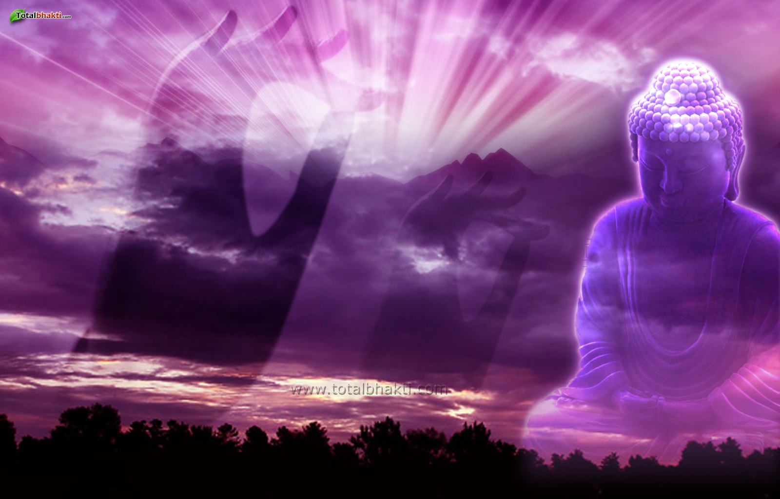 wallpaper Hindu wallpaper Buddha wallpaper purple color Download 1600x1024