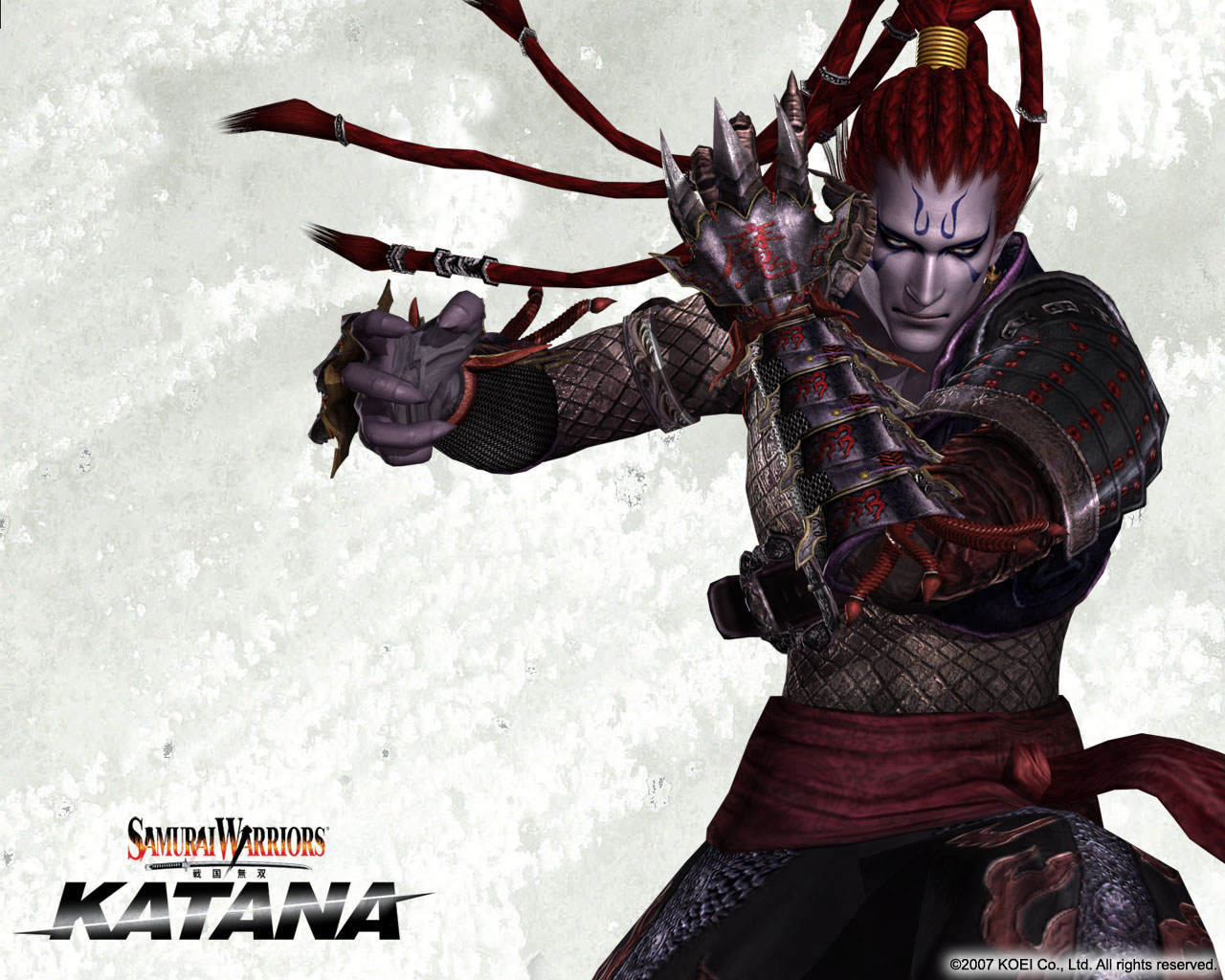 Free Download Samurai Warriors Katana 1280x1024 For Your