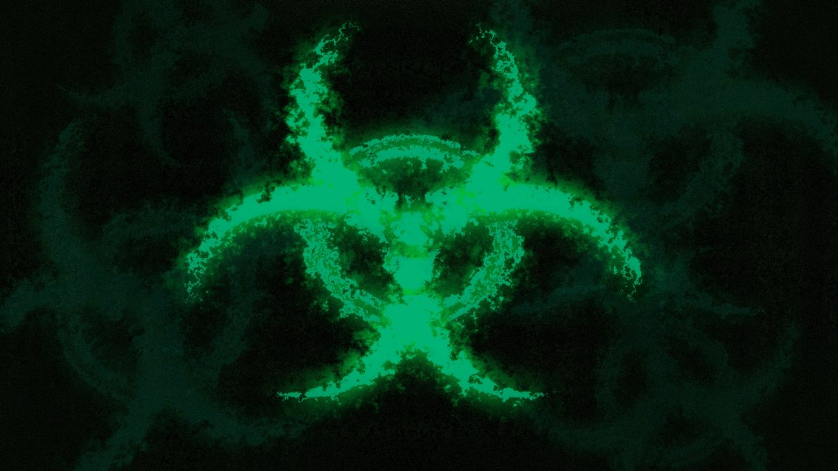 Green Biohazard No Background Green biohazard wallpaper by 1191x670