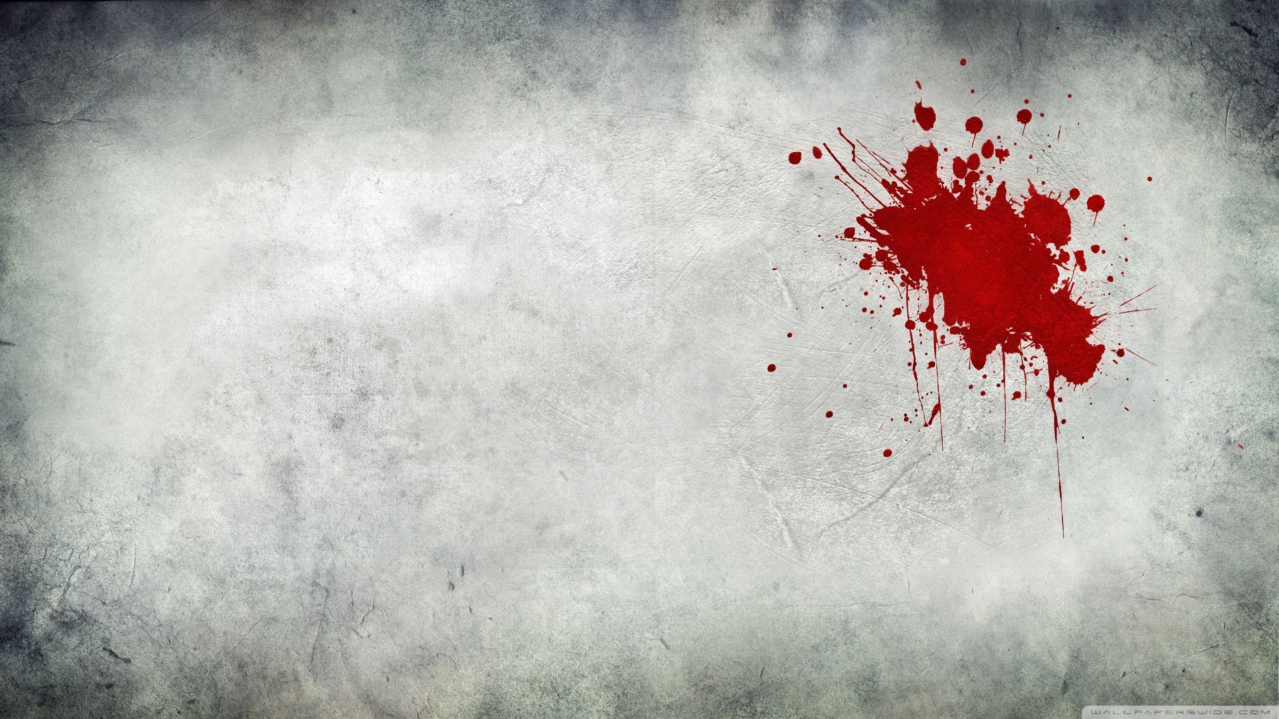 High Resolution Blood Desktop Wallpapers   Top High 2560x1440