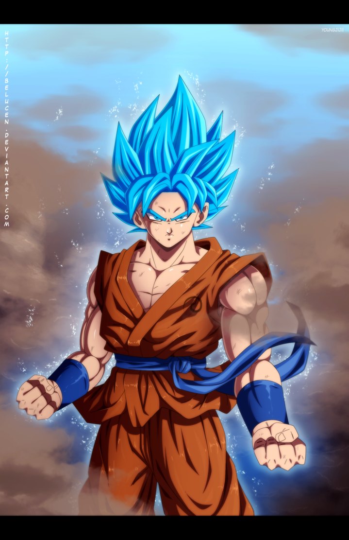 Goku Super Saiyan God Super Saiyan DBXV by ArmorKingTV21 ... |Goku Super Sayian God