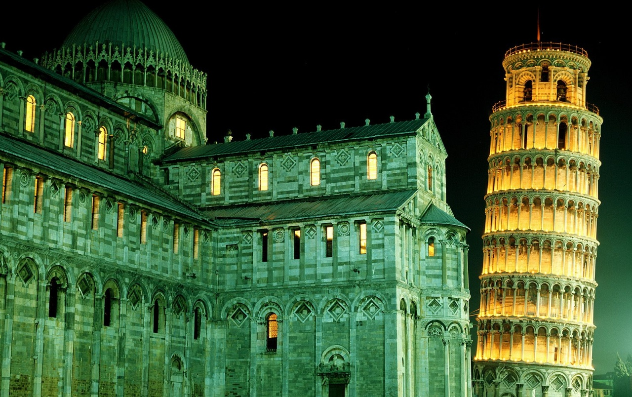 Leaning Tower Pisa wallpapers Leaning Tower Pisa stock photos 1280x804