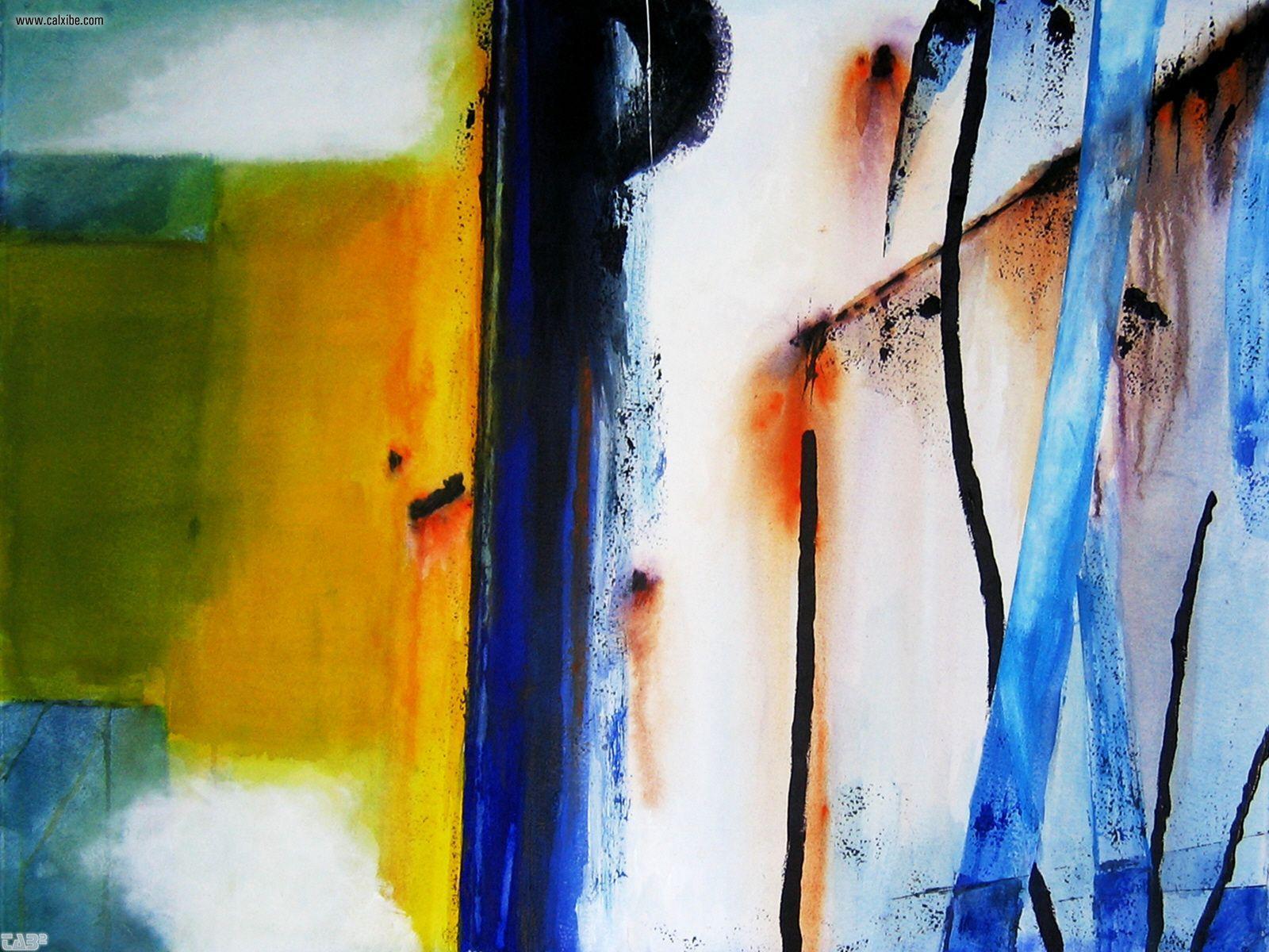 Paint Spots 1600x1200