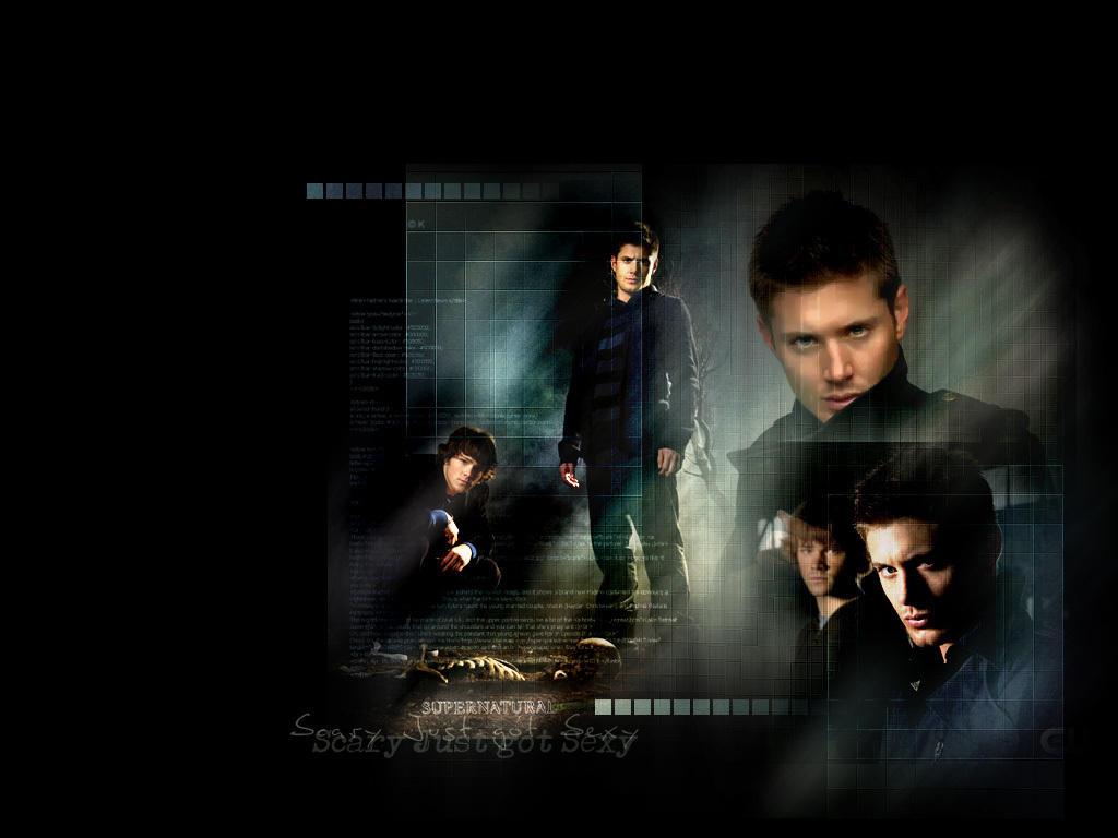 Supernatural New TV Show MySpace Wallpaper   Blicer 1024x768