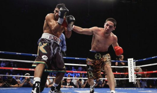 Video Amir Khan Vs Danny Garcia Full Fight Video Wbc 530x317