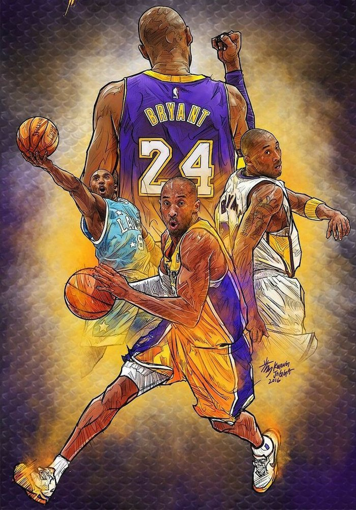 1001 ideas for a Kobe Bryant Wallpaper To Honor The Legend 700x1002