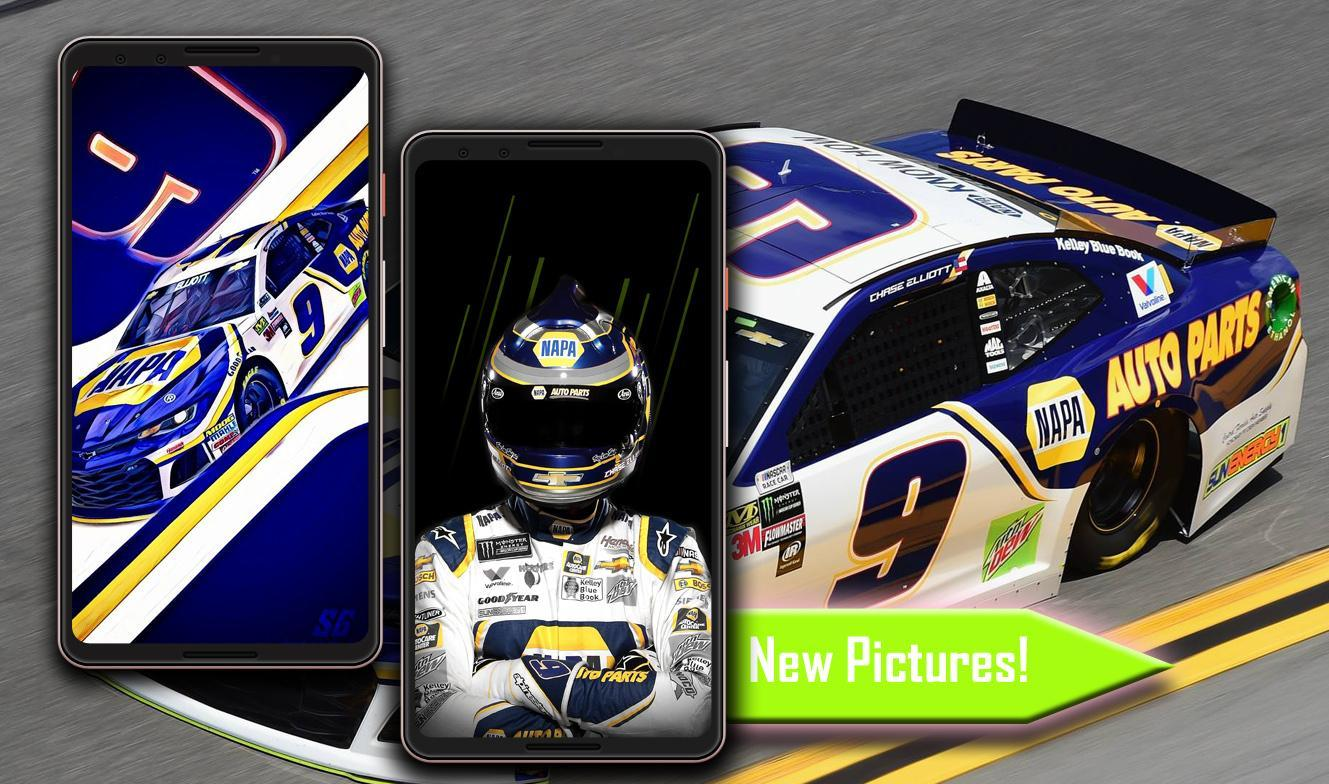 Chase Elliott Wallpaper Nascar HD for Android   APK Download 1329x784
