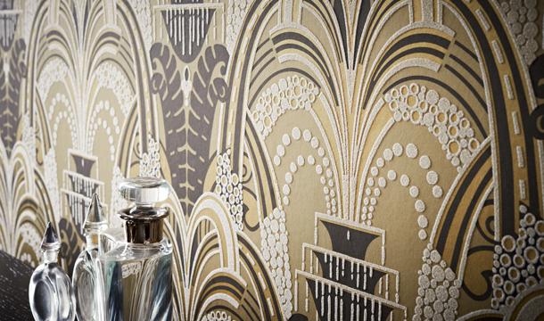 Great Gatsby Inspired Art Deco Interiors   Amy Nicholas   Amy Nicholas 610x360