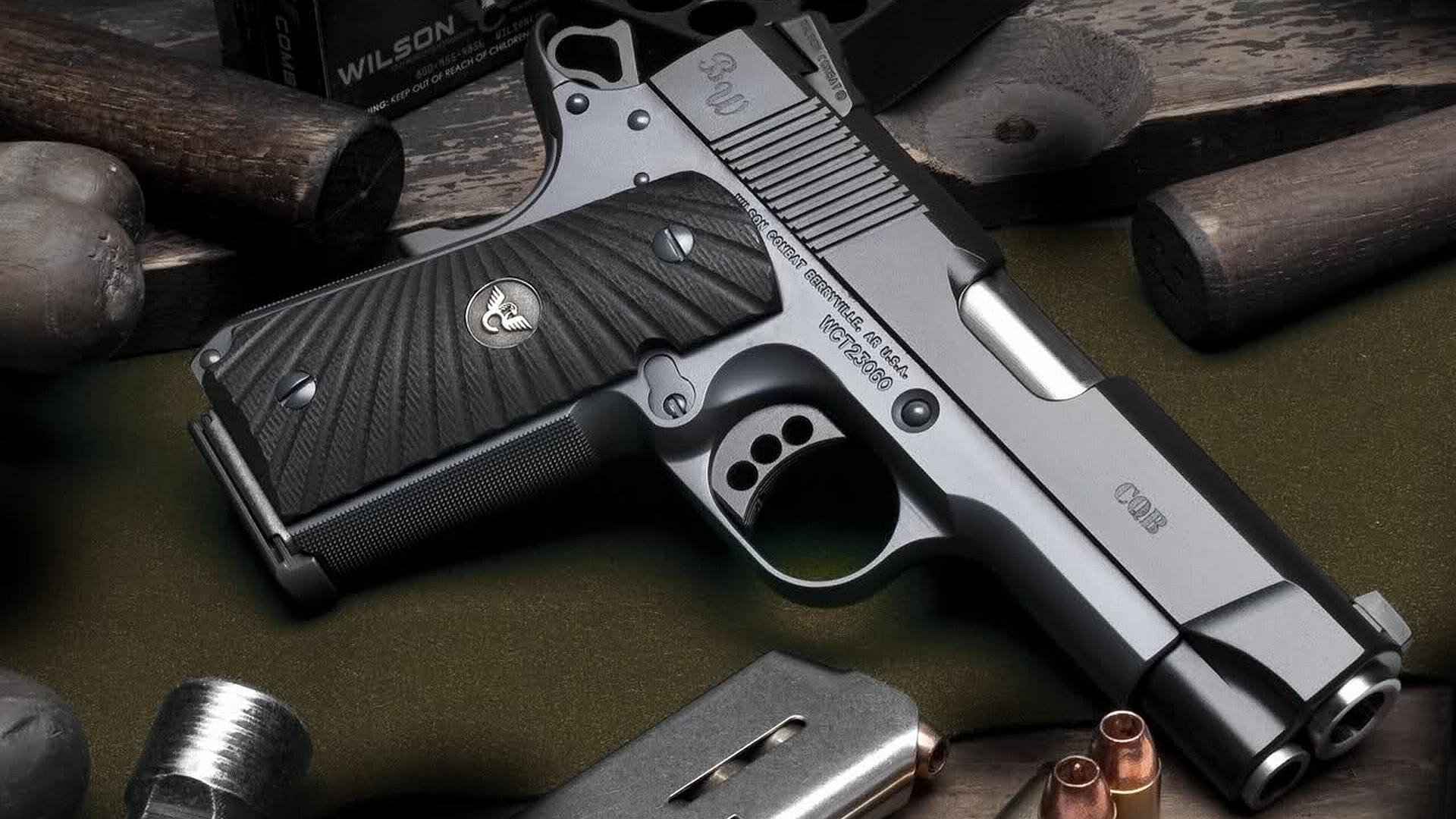 Pics Photos - Cool Gun Wallpaper