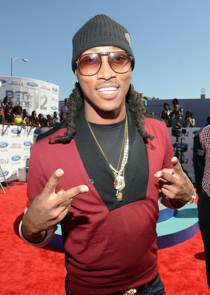 Future The Rapper With His Shirt Off 424x594