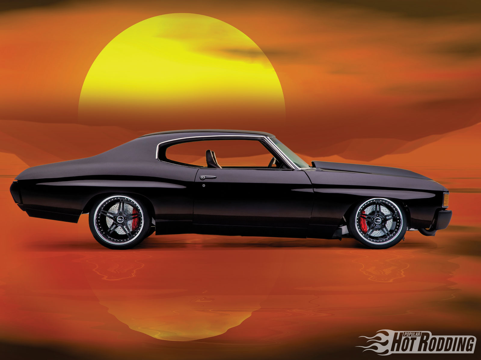 1972 Chevy Chevelle Computer Wallpapers Desktop Backgrounds 1600x1200