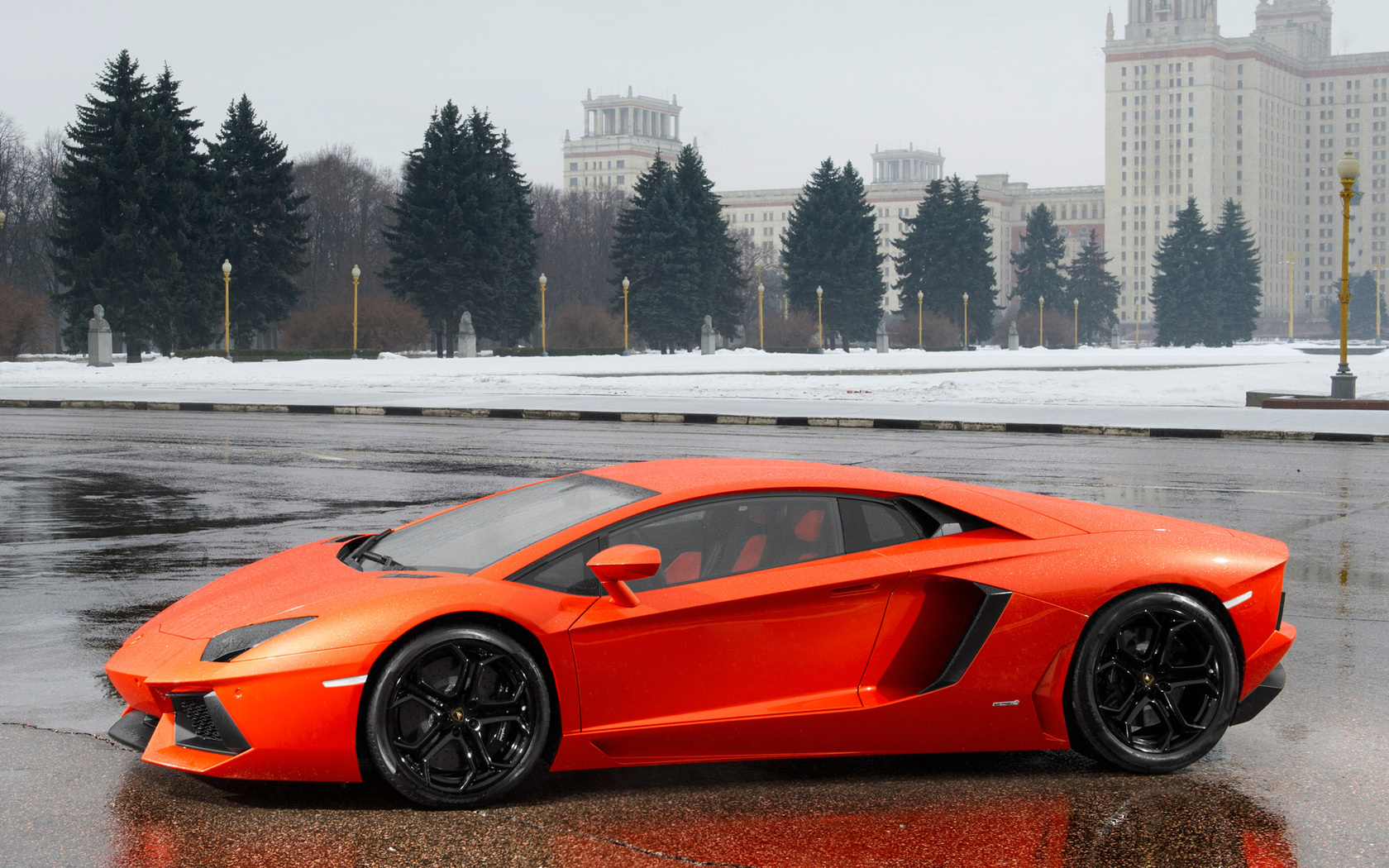 lamborghini aventador lp700 4 Wallpaper 20481536 HD Wallpapers 1680x1050