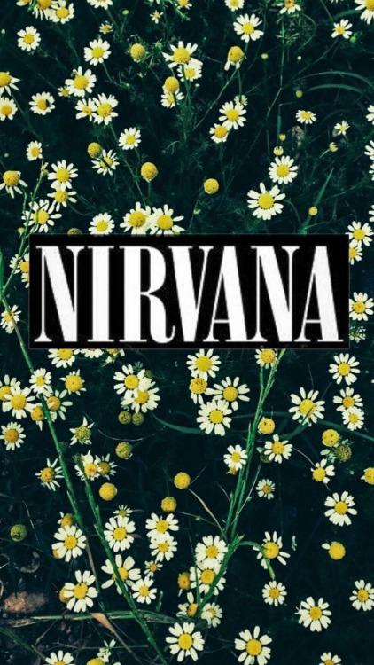 nirvana iphone wallpaper wallpapersafari