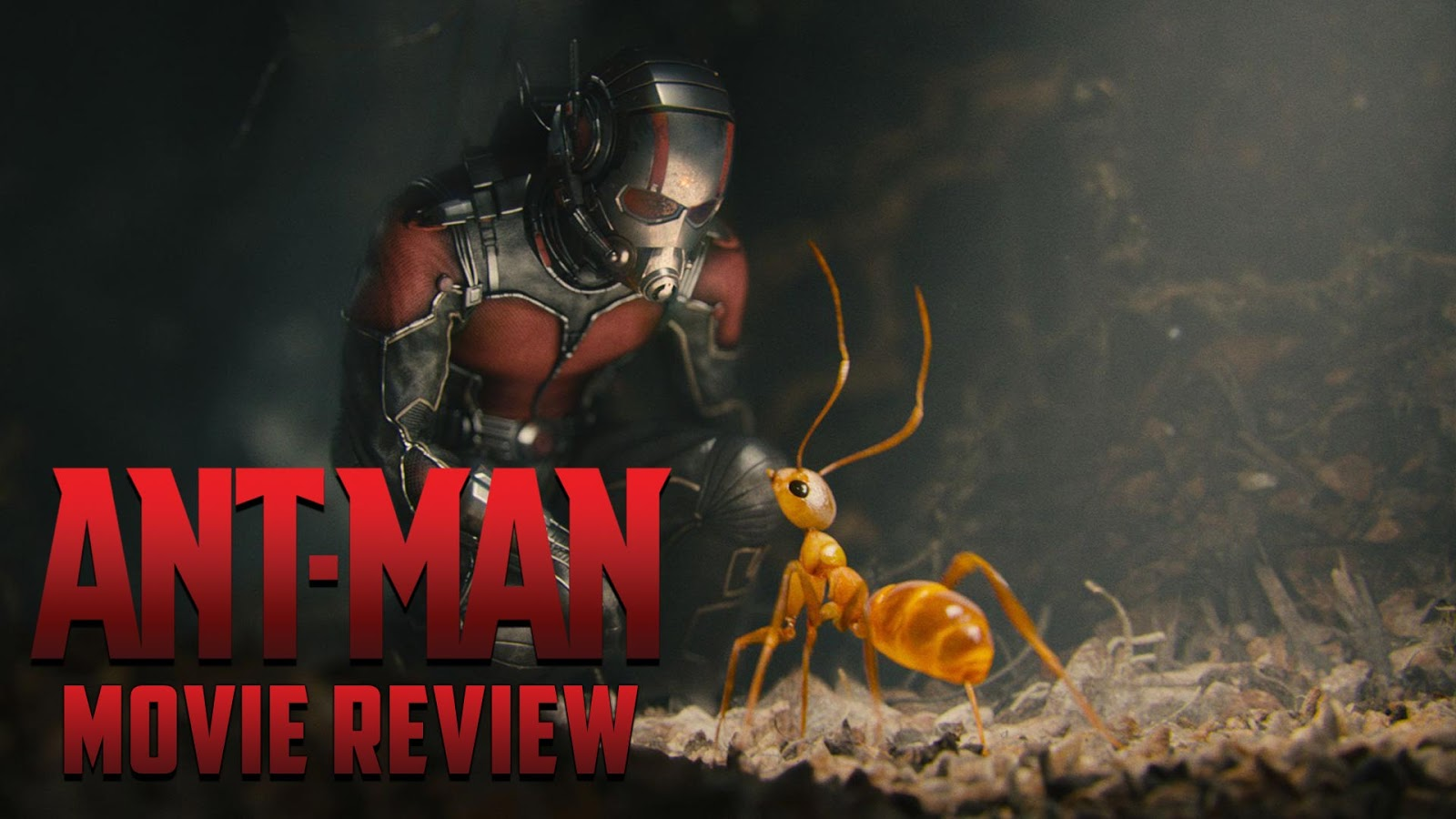 Ant Man movie wallpaper 1600x900