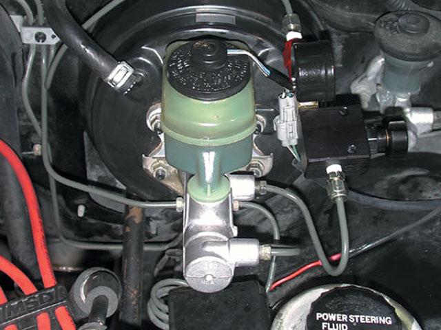 1992 Toyota Tacoma Disc Brake Conversion Kit Proportioning Valve Photo 640x480