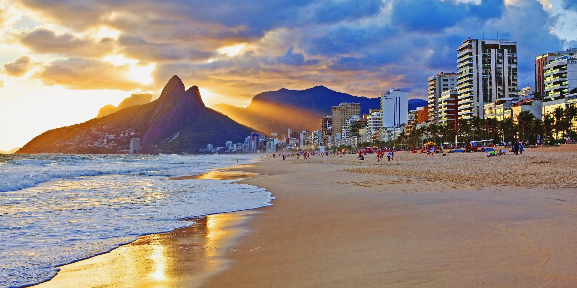 Rio De Janeiro Wallpapers HD Download 2000x1000