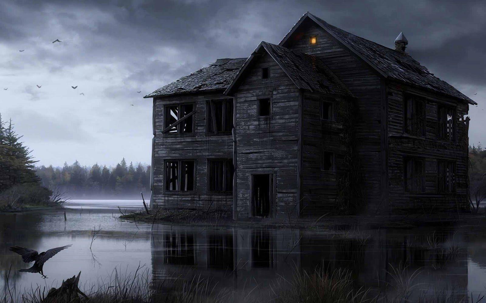 Haunted House HD Wallpapers C a r W a l l p a p e r 2014 1600x1000