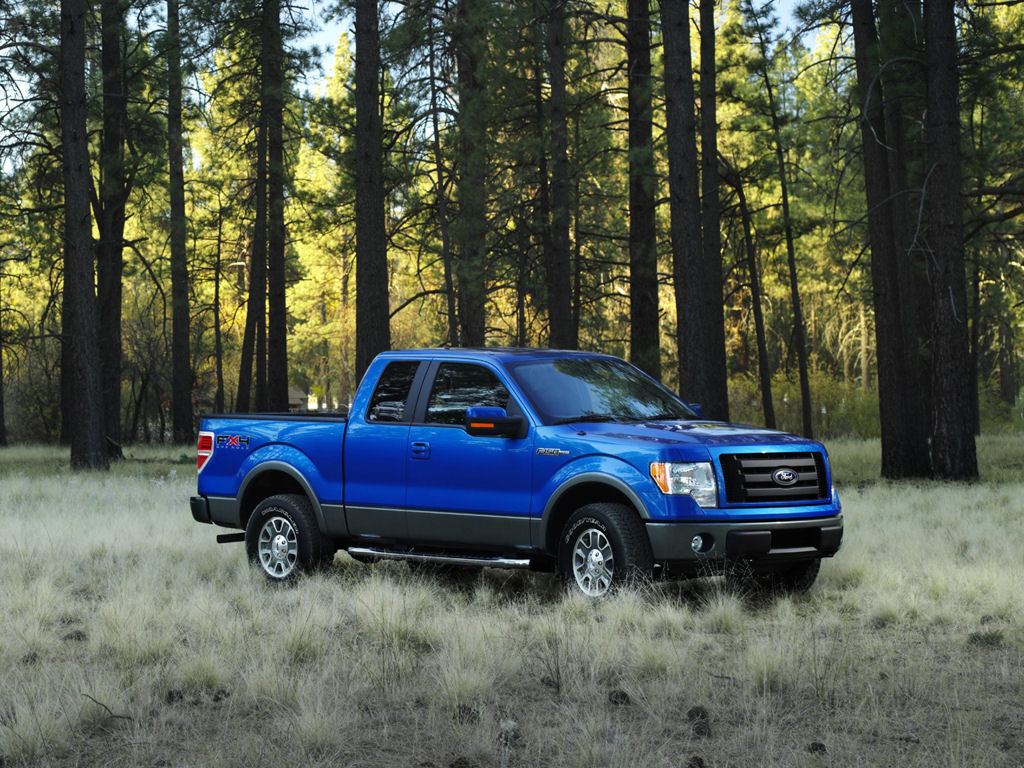 click on the Ford F150 wallpaper below and choose Set as Background 1024x768