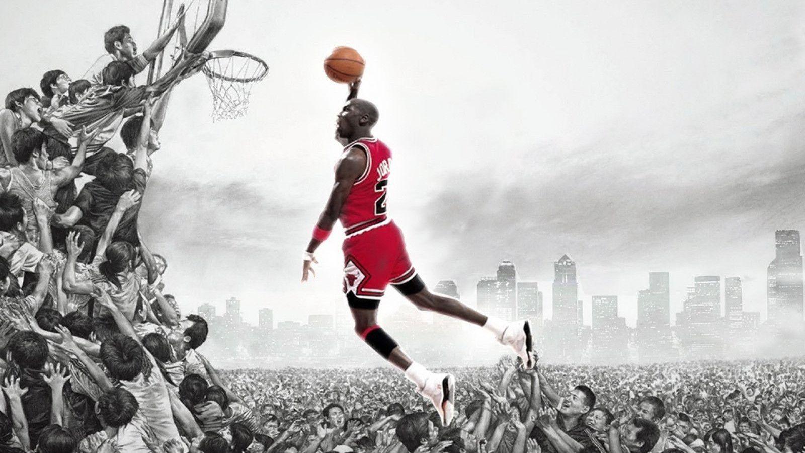 Michael Jordan HD Wallpapers 1600x900