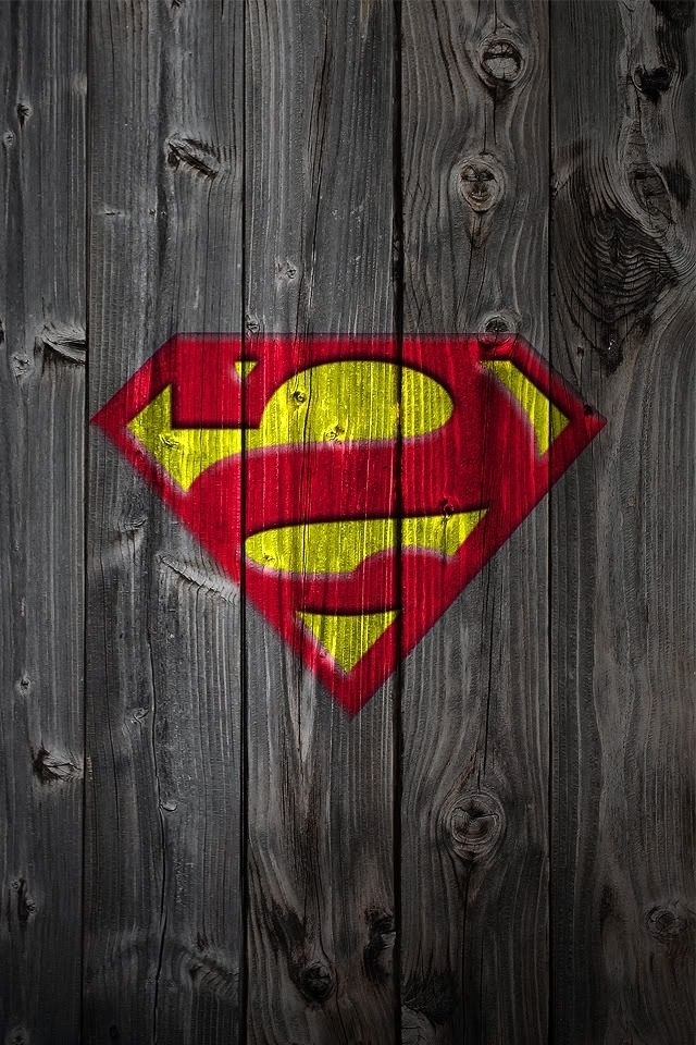 Superman Logo iPhone HD Wallpaper iPhone HD Wallpaper download iPhone 640x960