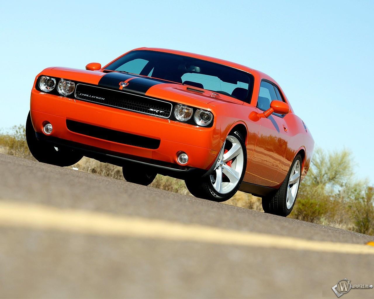 Dodge Challenger Dodge Challenger 1280x1024