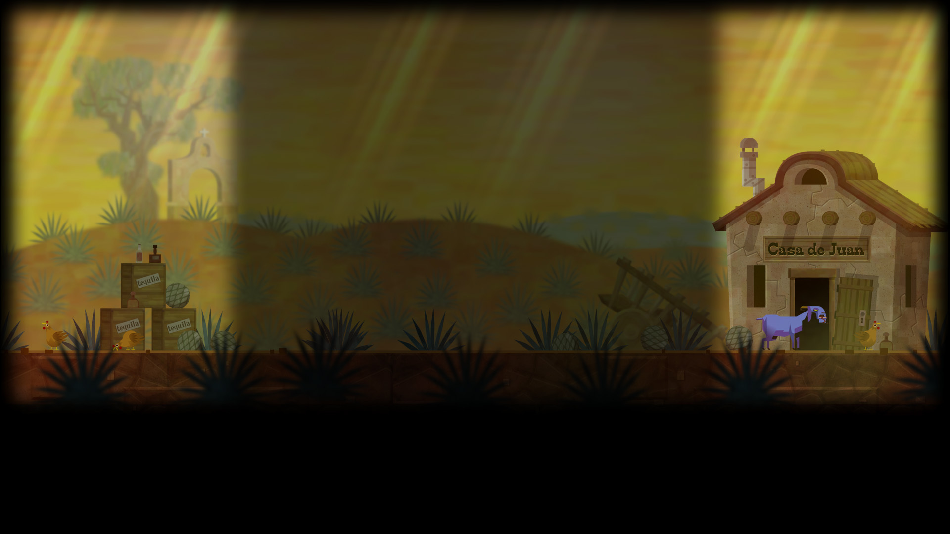 Guacamelee HD Wallpaper Background Image 1920x1080 ID 1920x1080
