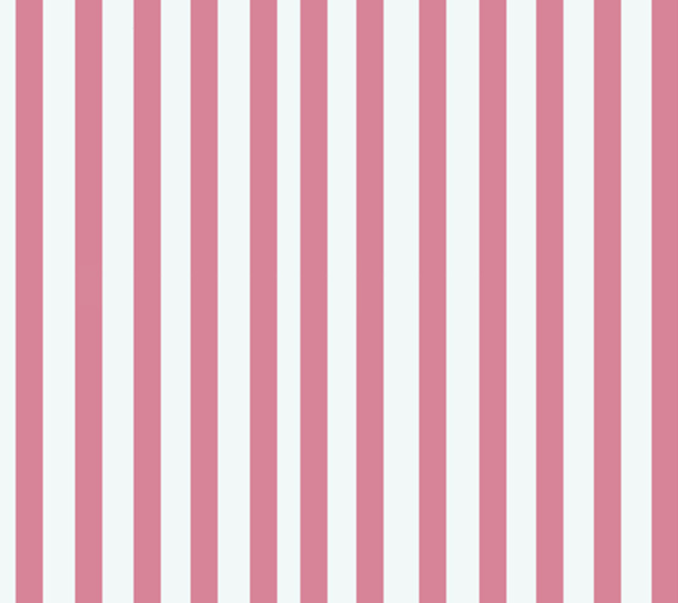 Pink And White Striped Wallpaper 960x854
