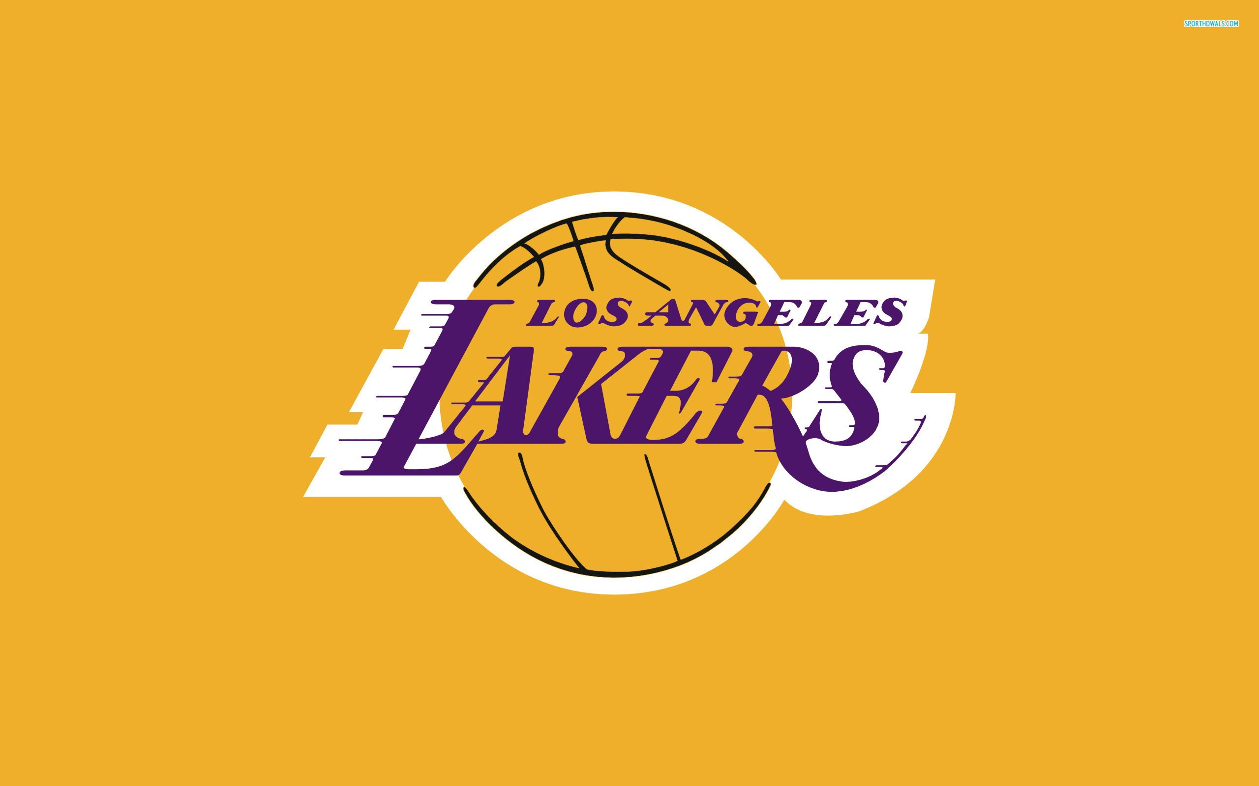 Los Angeles Lakers Wallpaper Los Angeles Lakers wallpaper 2560x1600