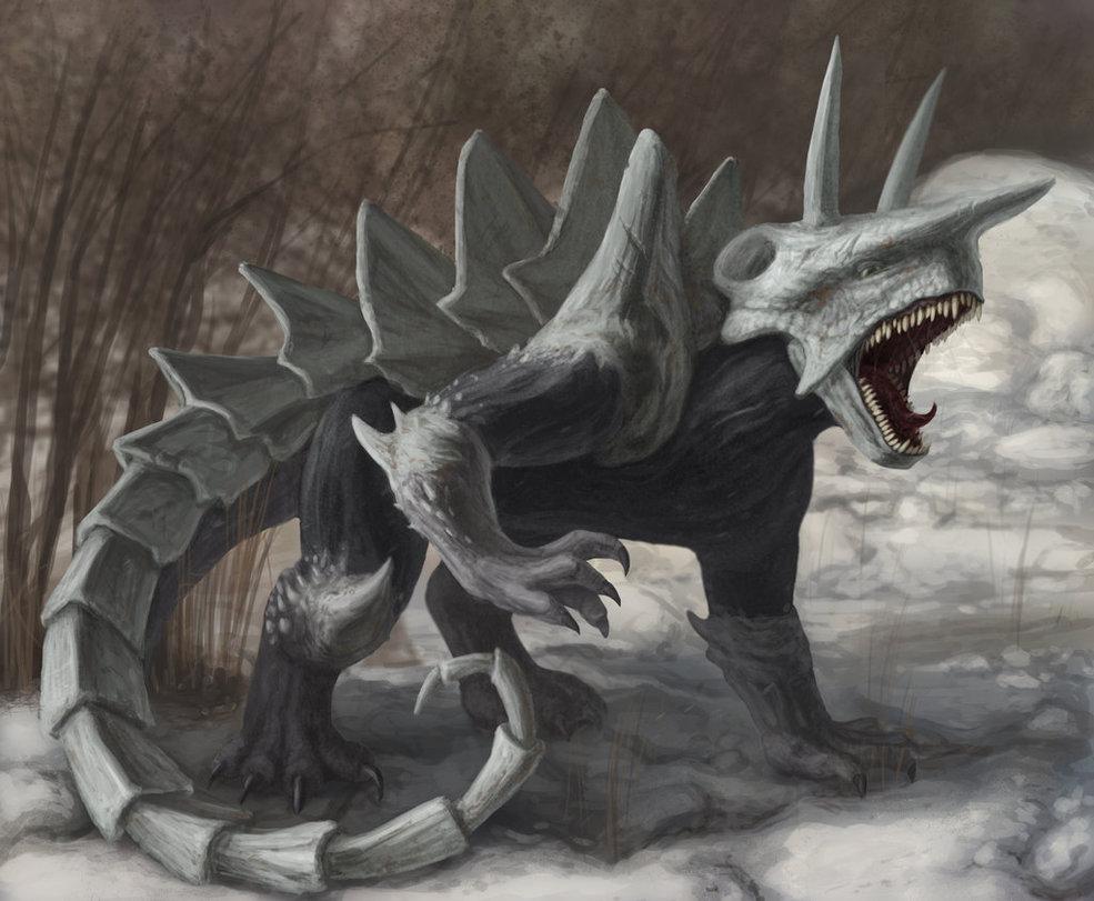 Aggron by DanRobArt 985x811
