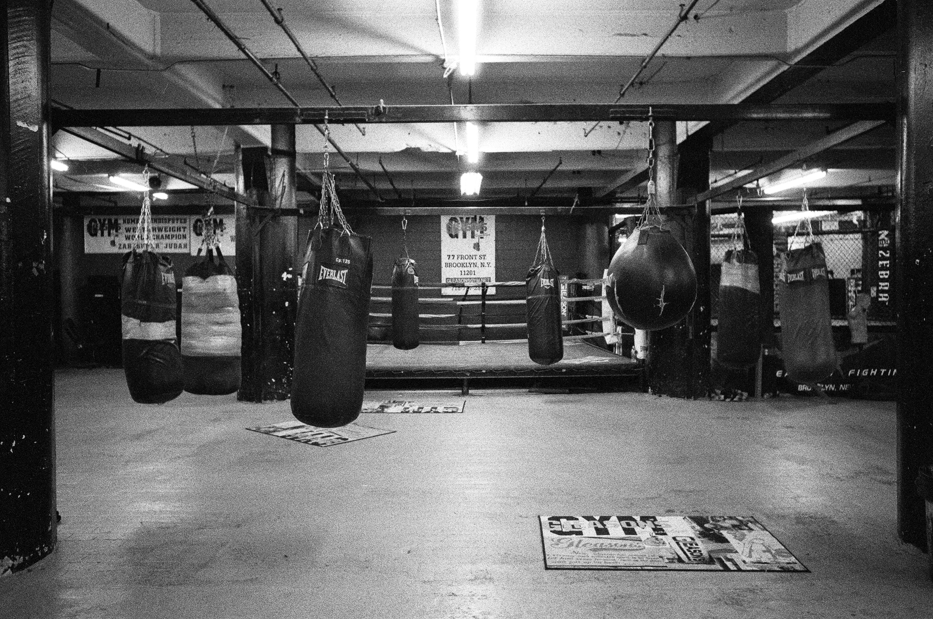 Boxing Gym Wallpaper - WallpaperSafari