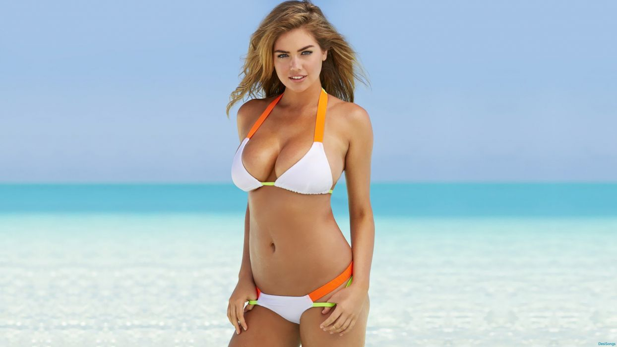 KATE UPTON actress model elite sexy babe blonde swimwear bikini 1244x700