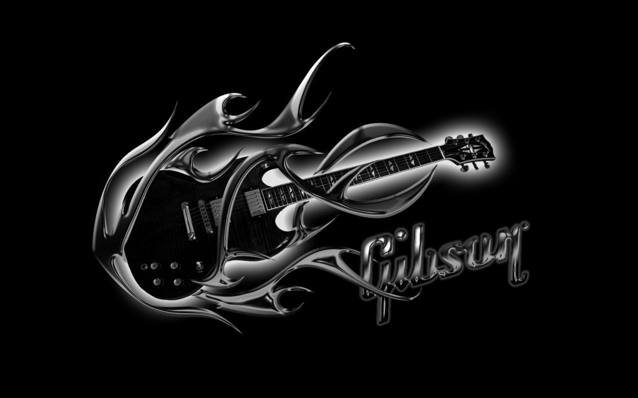 Gibson Guitar Wallpapers For Desktop 3087 Hd