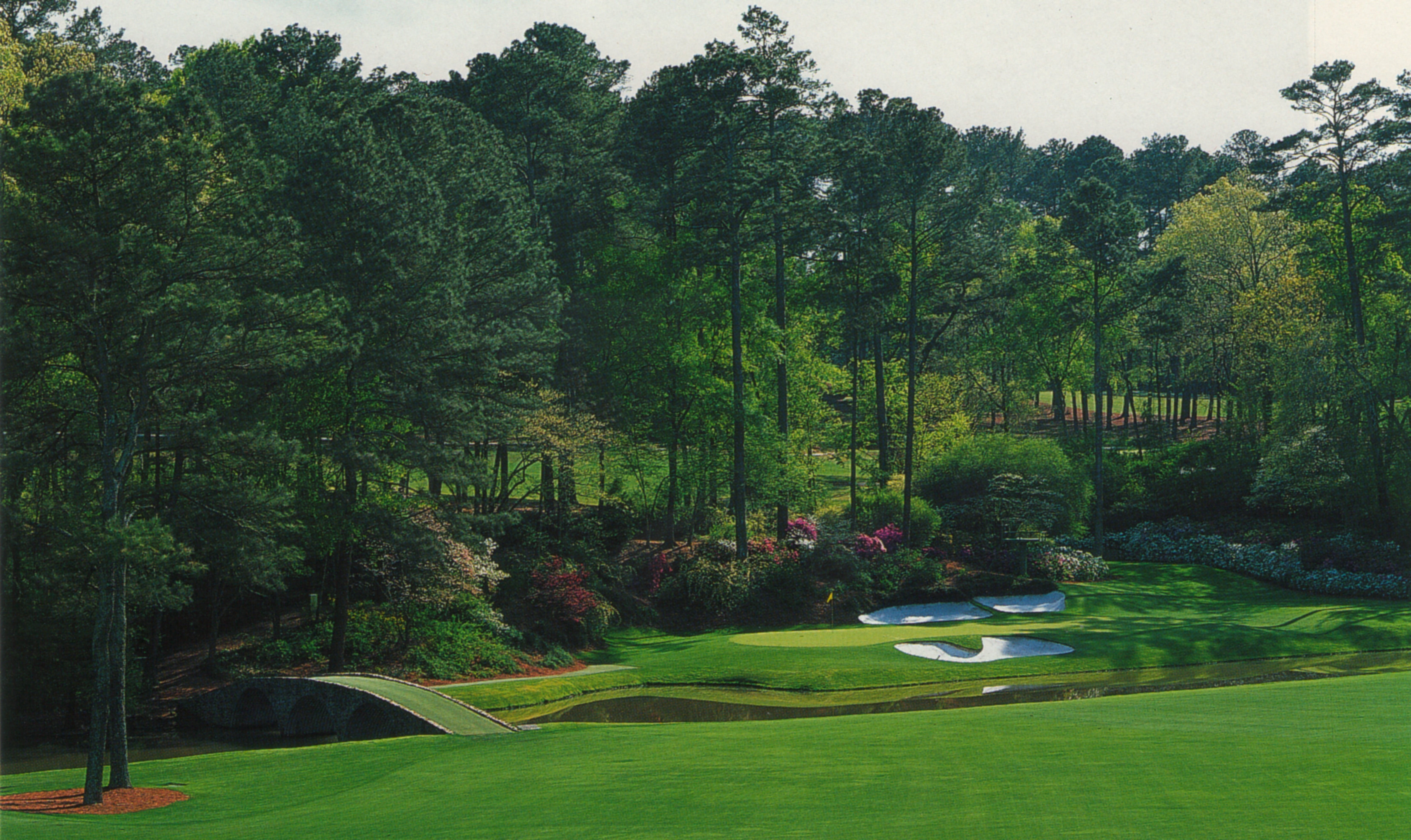 Augusta National My Usual Game David Owen 6630x3948