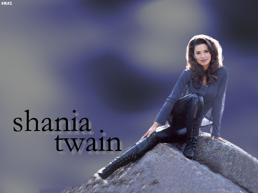 Shania Twain City bmac Shania Wallpapers Volume Two 1024x768