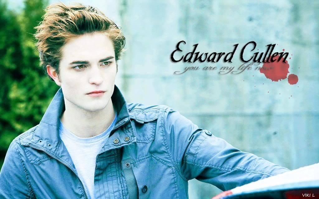 Free Download Edward Cullen Edward Cullen Wallpaper 16914892