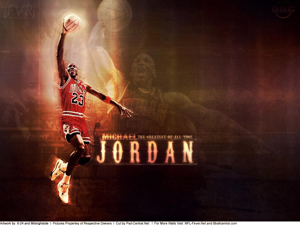 Michael Jordan Desktop Wallpaper - WallpaperSafari