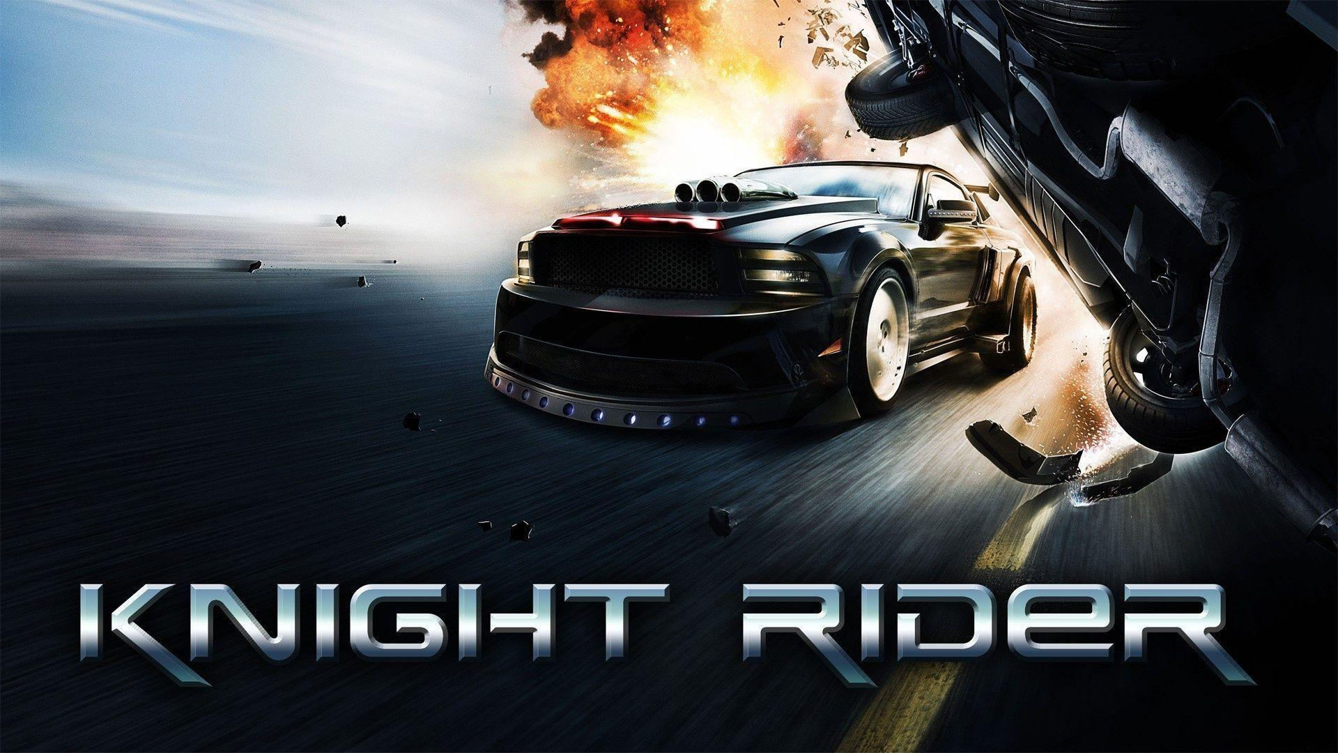 Knight Rider Car Wallpapers 1920x1080