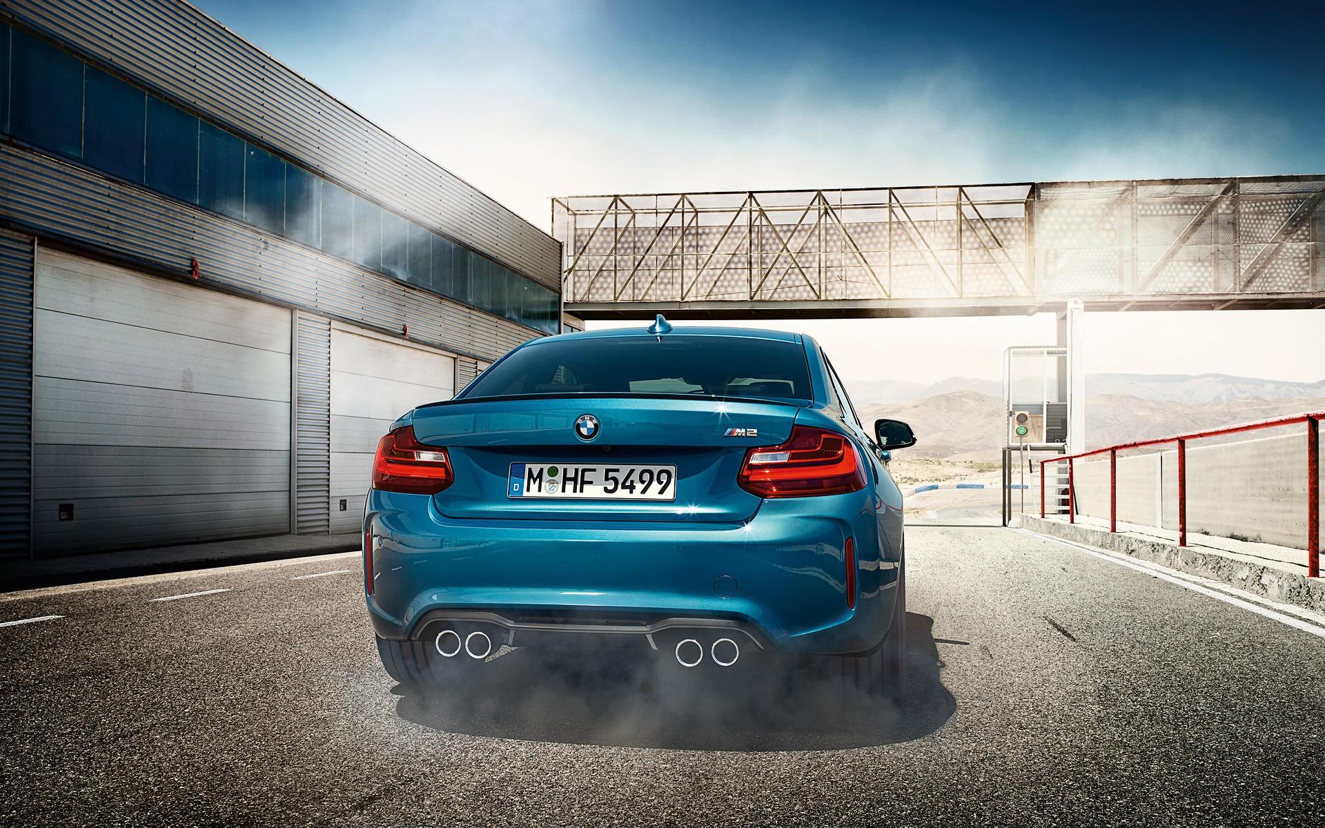 BMW M2 Wallpaper 1920x1200