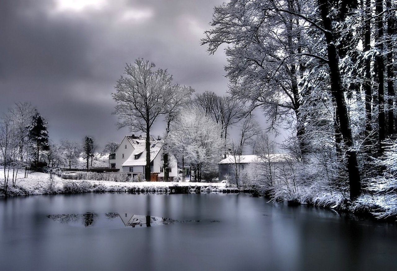 winter wallpaper background 1280x875