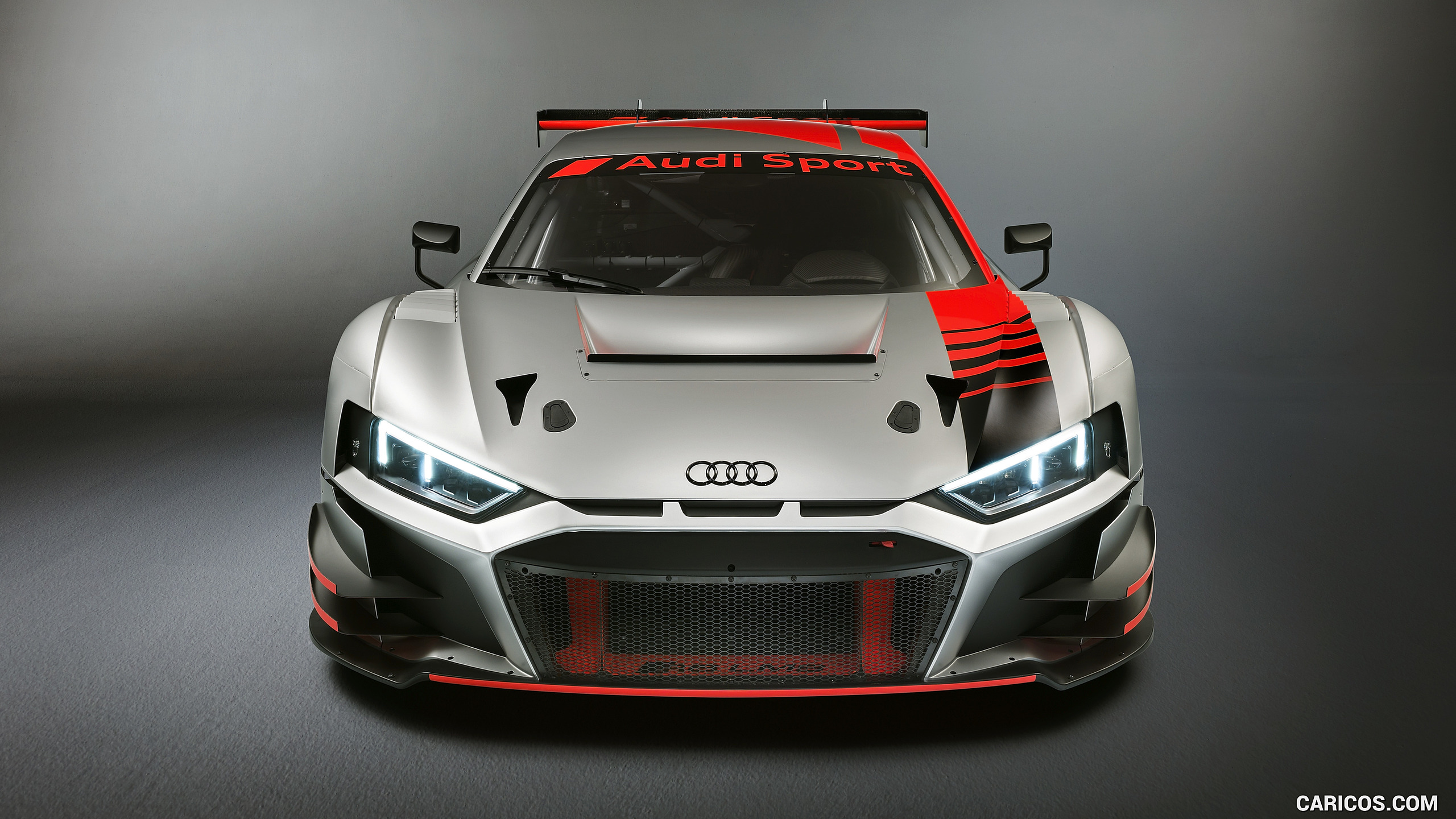 2019 Audi R8 LMS GT3   Front HD Wallpaper 9 2560x1440