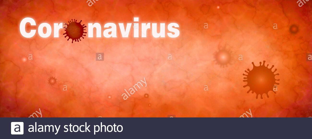 Coronavirus Virus contamination Pandemic epidemic infection 1300x580