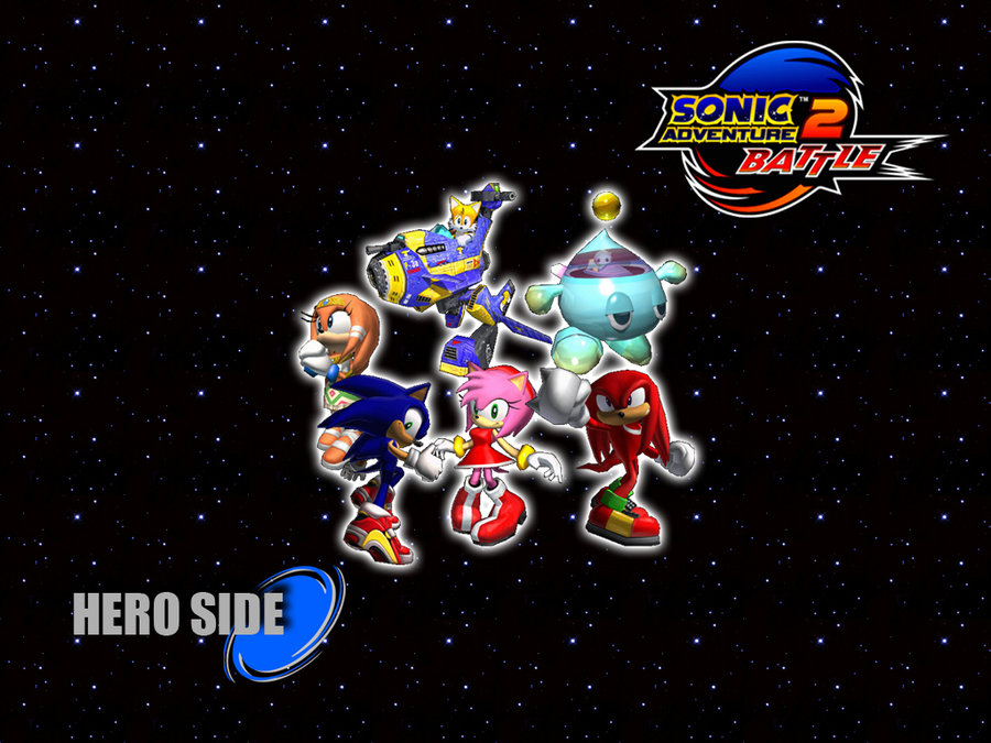 50+] Sonic Adventure 2 Wallpaper on WallpaperSafari