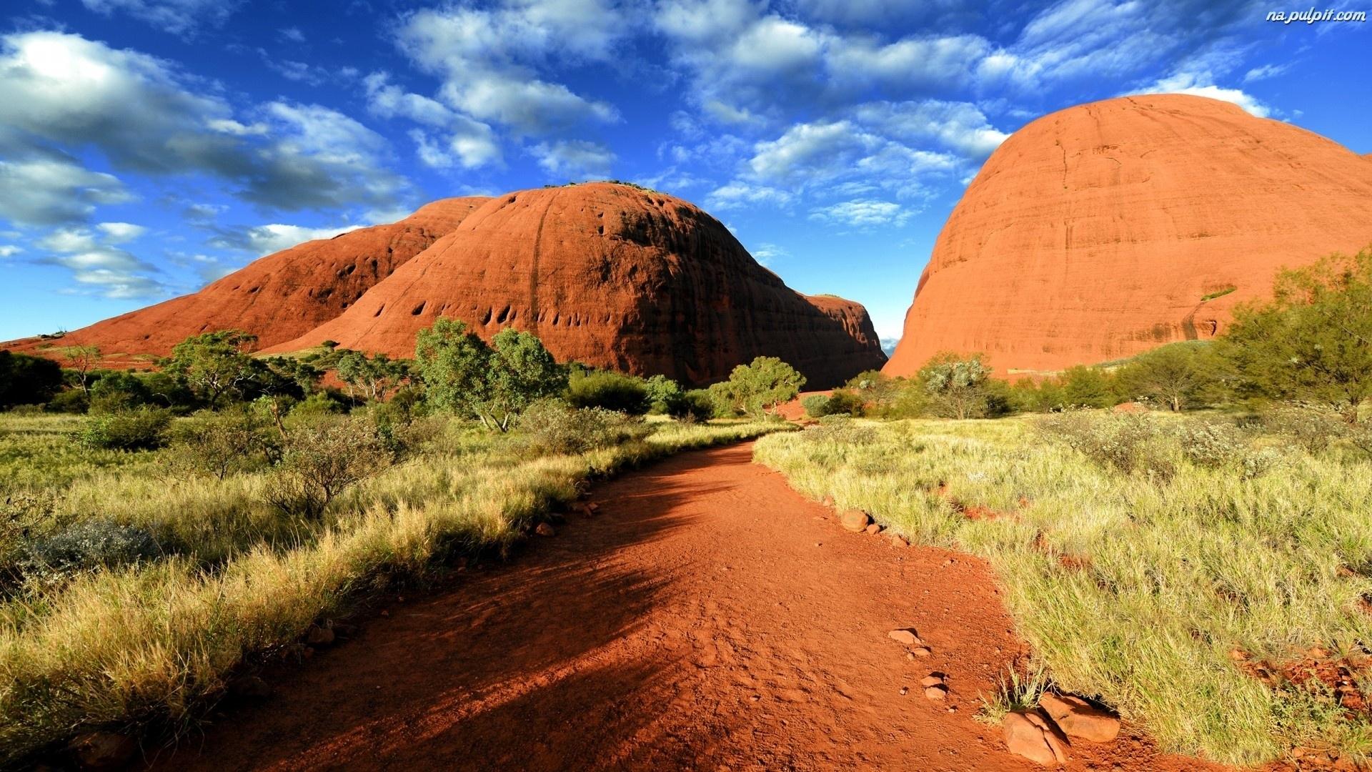 Krajobraz Australia Na Pulpit 1920x1080