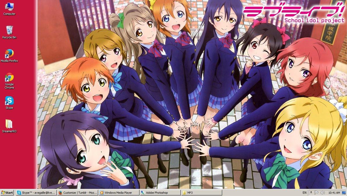 Wallpaper Love Live School Idol Project : Love Live School Idol Project Wallpaper - WallpaperSafari