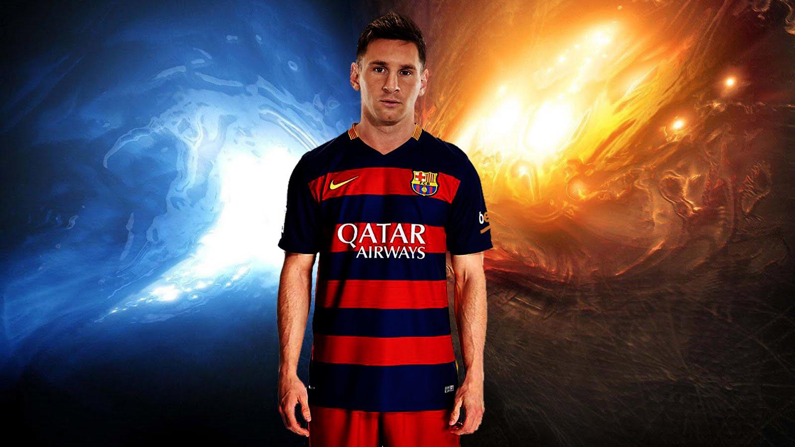 Argentina Soccer Lionel Messi 2016 Wallpaper HD 1600x900