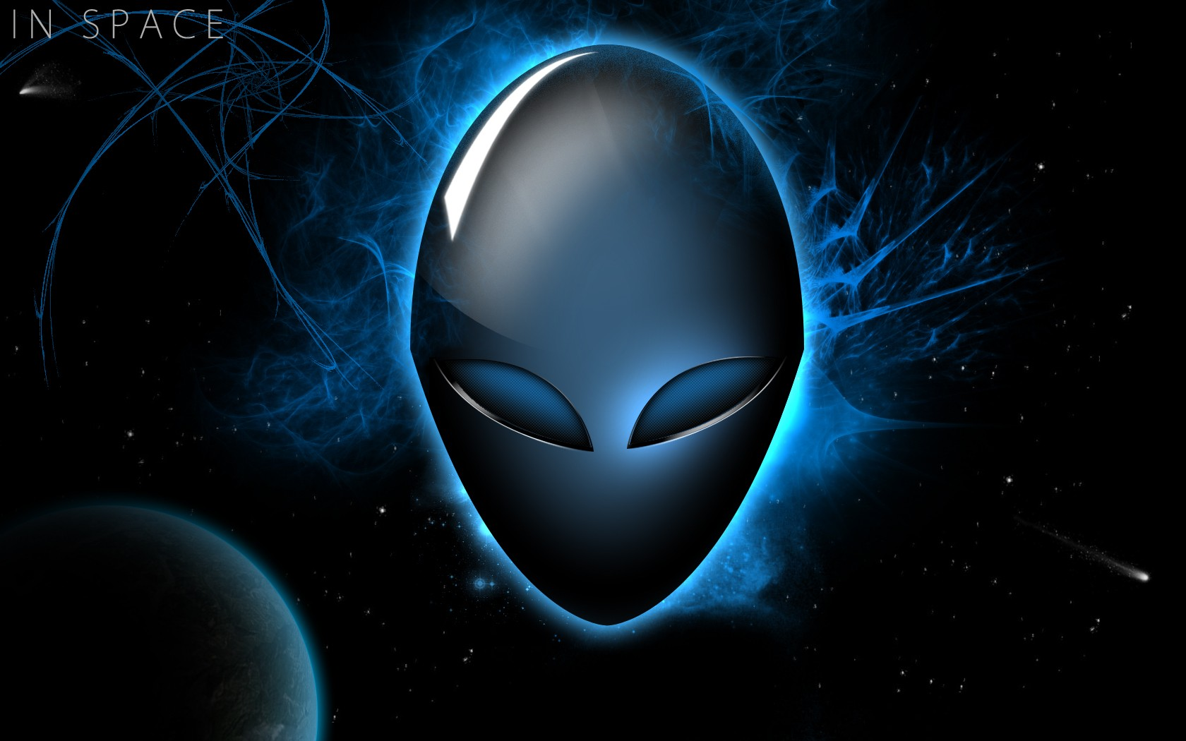 Alien Space Hd Wallpapers 1680x1050 pixel Space HD Wallpaper 32054 1680x1050